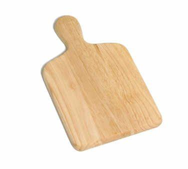 "Wooden Bread Board by Tablecraft. $7.69. Natural wood finish. 3/4"" thick. Hand wash only. Wooden Bread Board"