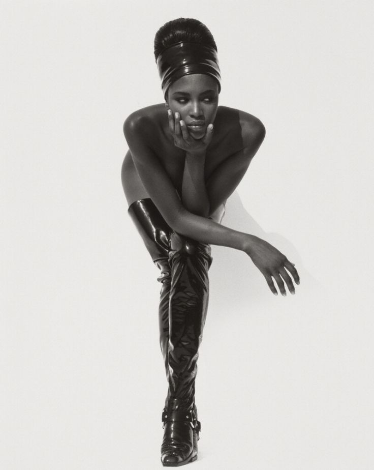 Herb Ritts's Gorgeous Photography at Getty Center from My Modern Met. WOW, they are gorgeous!