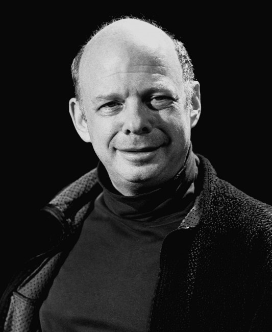 Wallace Shawn- people always know him as the dumpy acrtor from The Princess Bride, but little do they know, he's a fabulously intelligent, disgusting, and moving playwright. I love it when people surprise you.