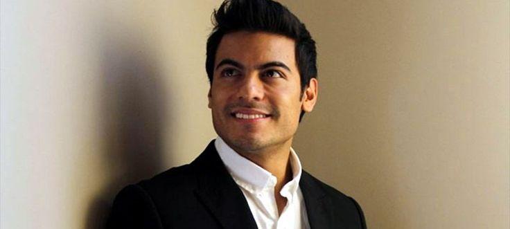 Carlos Rivera Interpretará canción de Armando Manzanero