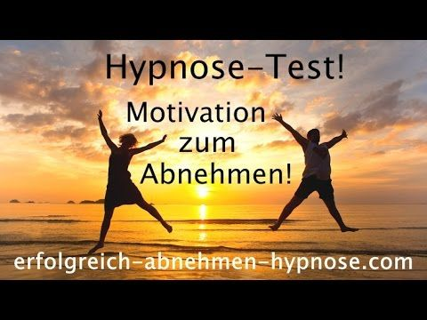 Abnehmen mit Hypnose - schlank werden durch Hypnose - Mit Motivation Abnehmen - Hypnose Test! - YouTube