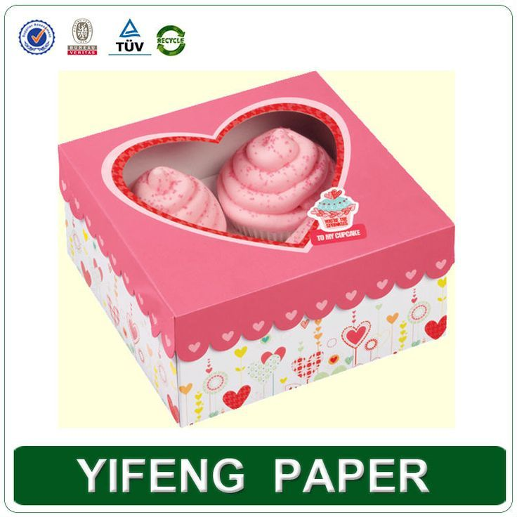 Wholesale wholesales clear recycled kraft single paper packaging cupcake boxes wholesale - Alibaba.com