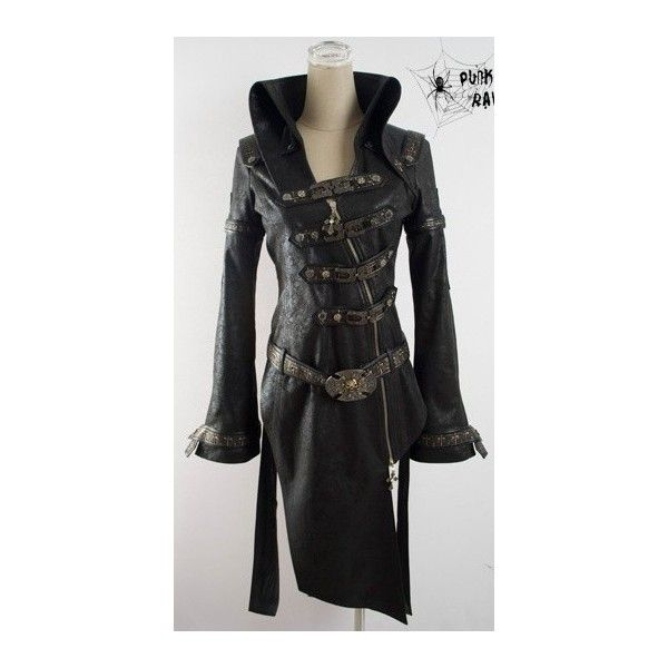 Pirates And Mermaids ❤ liked on Polyvore featuring outerwear, coats, jackets, pirate, dresses and pirate coat