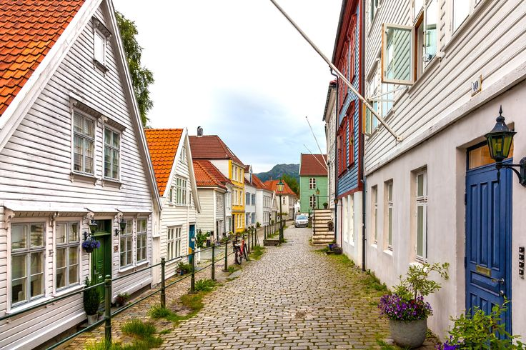 Ytre Markeveien, Bergen - null