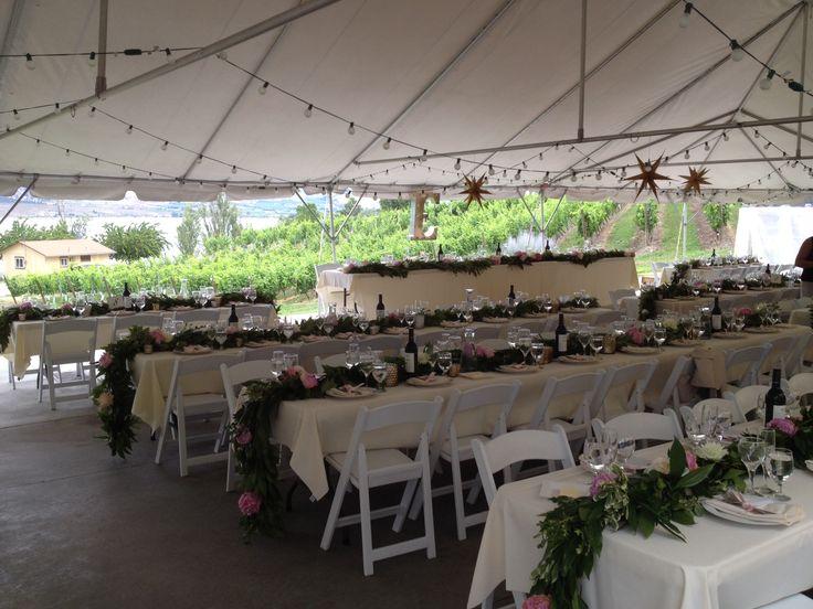 La stella winery wedding
