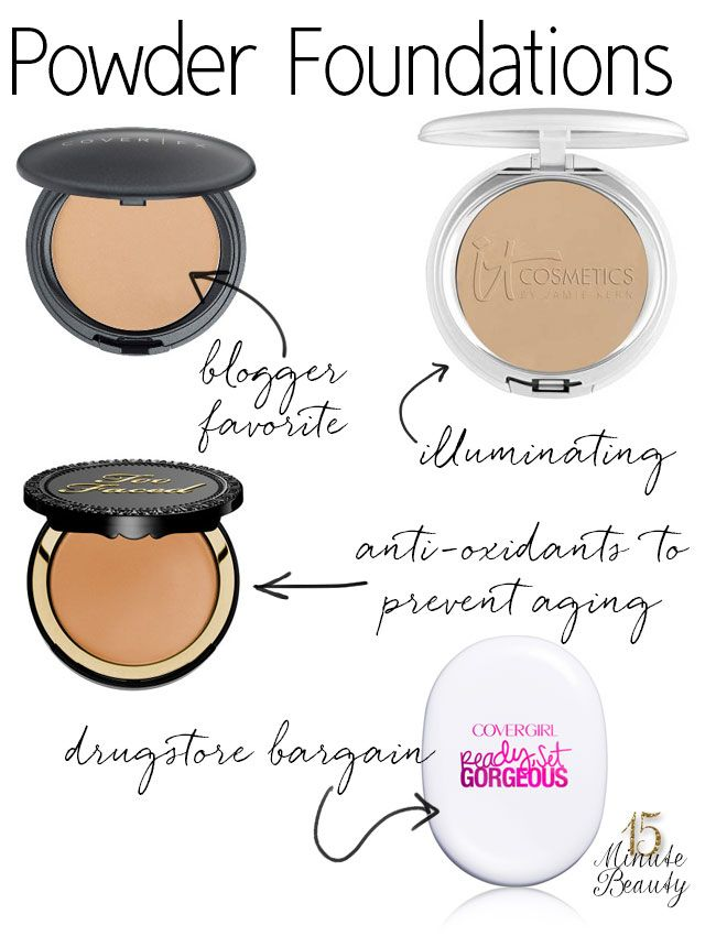 What Kind of Foundation For Aging Skin?  via @15 Minute Beauty
