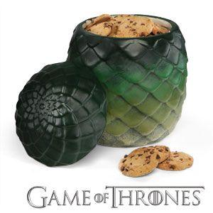 Game of Thrones dragon egg cookie jar! $29.99