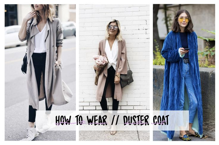 Life with Gabriela: ☆ how to wear // Duster Coat ☆