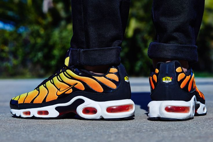 Nike Air Max Plus Tiger On-Foot Look