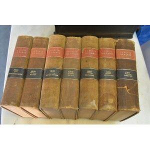 Ξενόγλωσσα ιστορικά βιβλία αντίκα