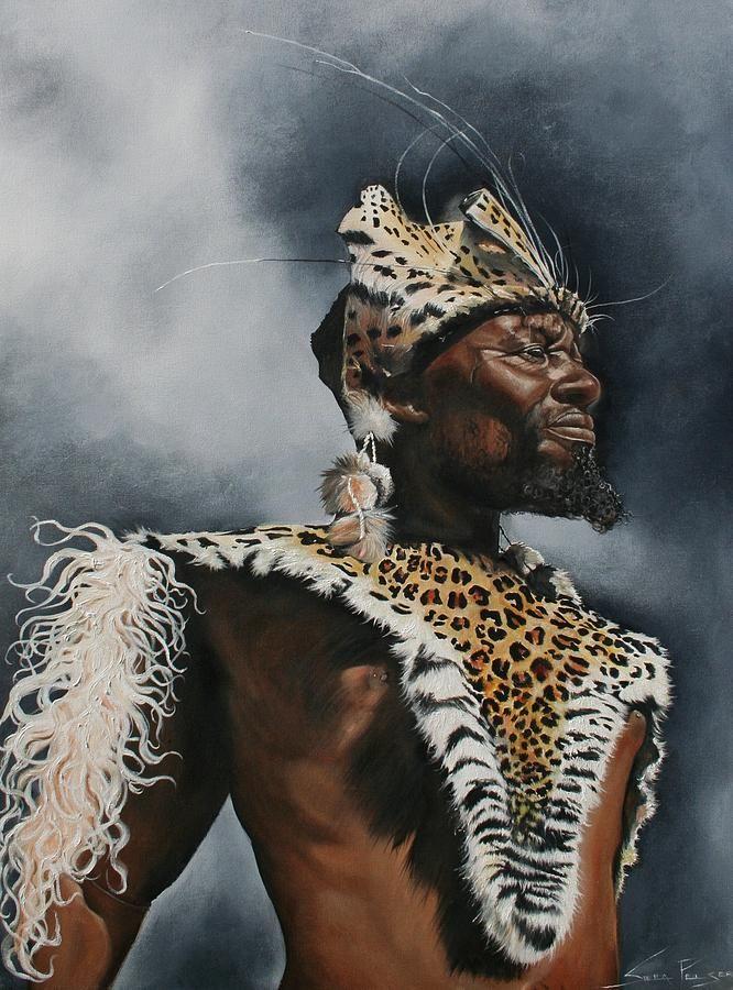 Zulu Warrior Drawings - WOW.com - Image Results