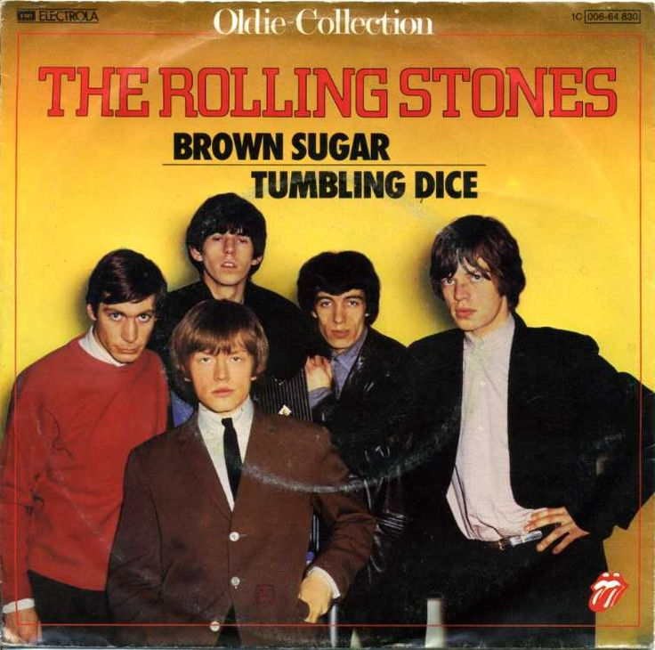 """#13 Rolling Stones """"Brown Sugar""""  http://www.whatisthatsong.net/charts-lists/70s.htm"""