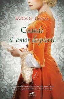 Reseña: Cuando el amor despierta, de Ruth M. Lerga
