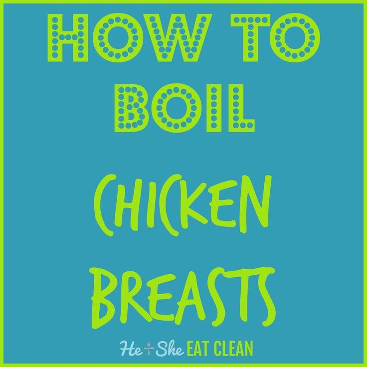 Best 25 boil chicken ideas on pinterest boiled chicken chicken how to boil chicken breasts ccuart Gallery