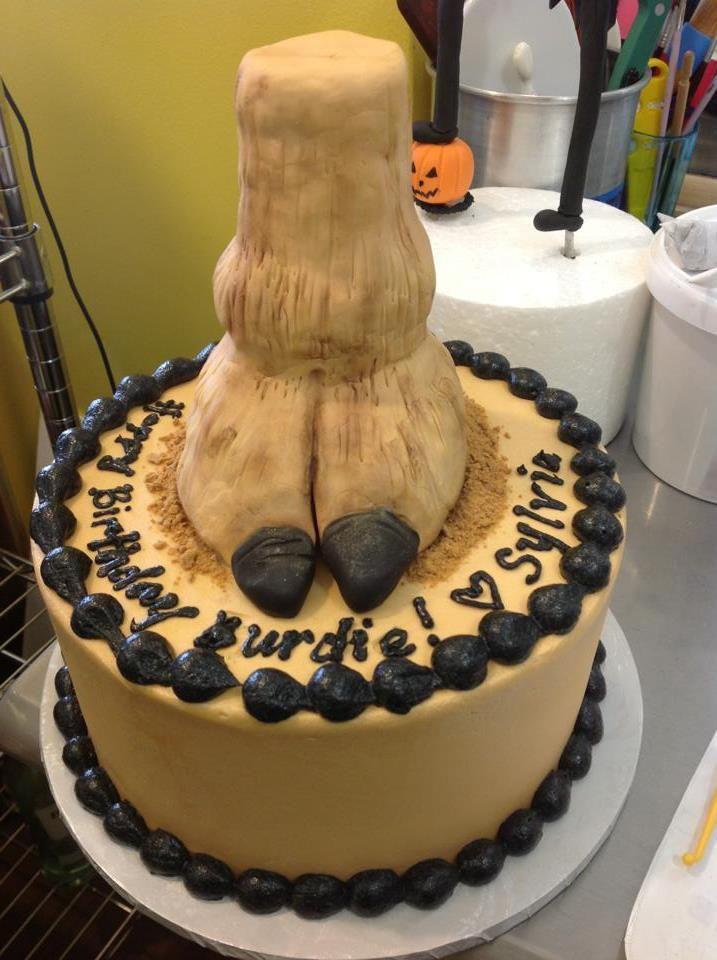Safari Themed Cakes Baby Shower