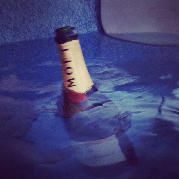 #Ibiza2014 #Champagne