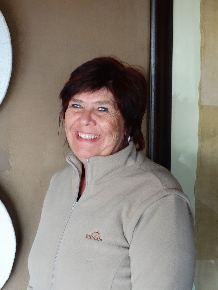 Gerda Kubirske - Lodge Manager #Rhulanisafarilodge #Madikwe #SouthAfrica #safari