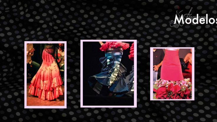 Patrones para Falda de Baile Flamenco muy fácil de hacer / Flamenco Dance Patterns ...
