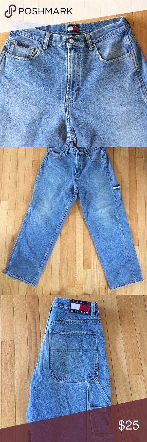 Men's Tommy Hilfiger jeans 33x32 Very good condition, sharp looking. Tommy Hilfiger Jeans