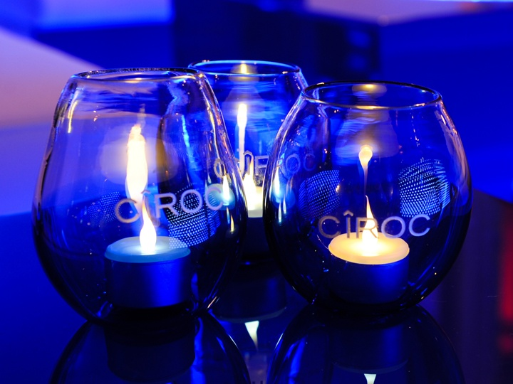 The Honest Group | Ciroc Tealight Holders | Design and Manufacture