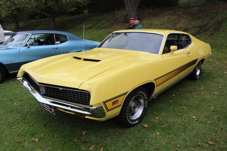 1971 Ford Torino GT Sports