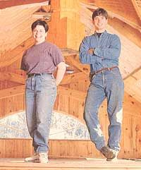 how to build a timber frame home from scratch