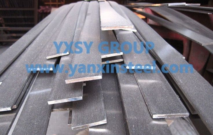 #Steel Flat Bar can be a useful material for the hoop iron, tools and mechanical parts, building structures used as structural parts, escalators. http://www.yanxinsteel.com/steel-flat-bar/