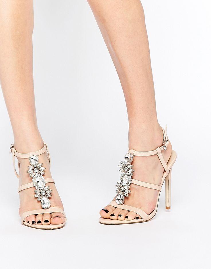 Bridesmaid heel inspiration - ASOS HEAVEN Heeled Sandals