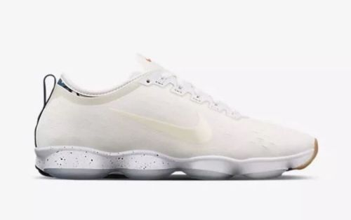 NEW NIKE LAB ZOOM FIT AGILITY JOHANNA SCHNEIDER WHITE [745242-100] SZ 7.5 #Clothing, Shoes & Accessories:Women's Shoes:Athletic #