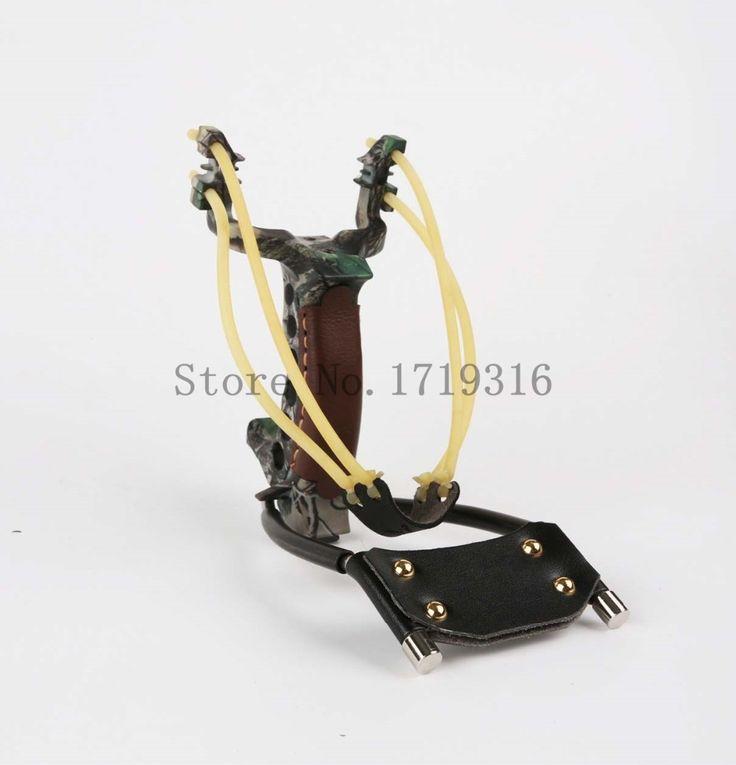89.99$  Buy now - http://aliwv9.worldwells.pw/go.php?t=32655065315 - Estilingue Profissional Powerful Slingshot Sling Shot Bow Hunting Slingshot Rubber Band Slingshot Catapult Pocket And Arrow 89.99$