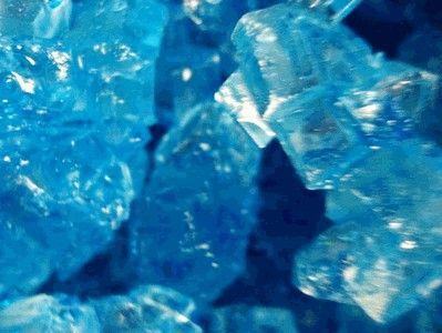 Rock Candy Strings Blue Raspberry  5LB