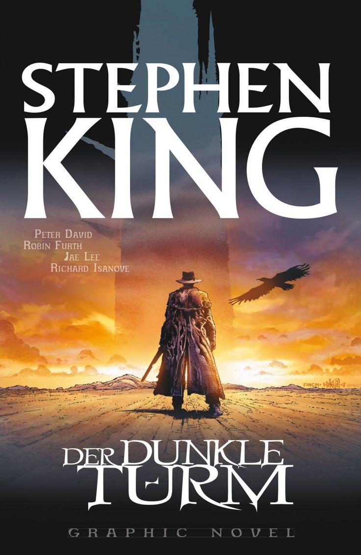 Stephen King - Der Dunkle Turm - Band 1 - Mad Dog Comics
