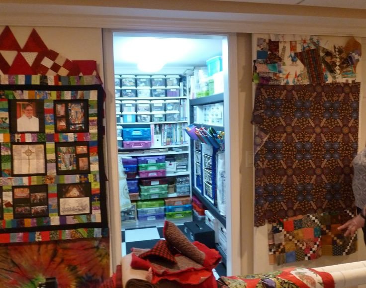 825 best SEWING ROOMS/ IDEAS images on Pinterest | Sewing rooms ...