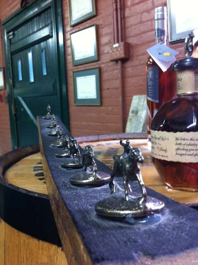 Buffalo Trace Distillery, Frankfort, Kentucky | can't wait to check out their ghost tour!