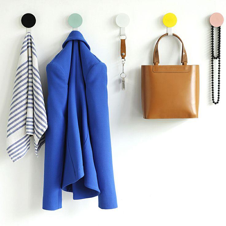 top3 by design - DesignByThem - dial hanger with hook blue