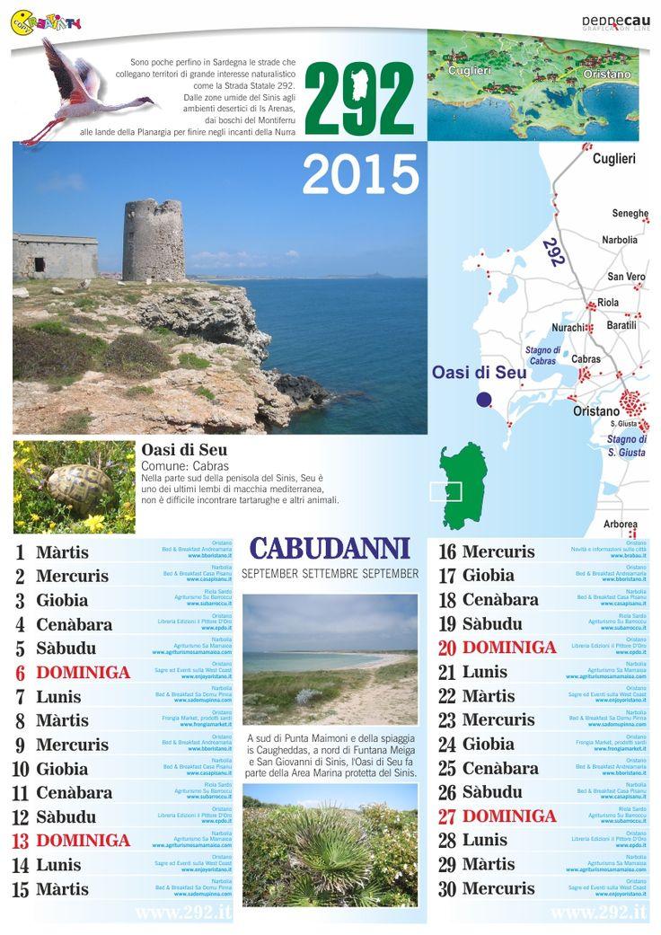 Settembre 2015 in Sardo scaricabile gratuitamente da http://www.ecau.it/2015/settembre/