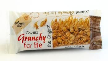 Batonik owsiany Grunchy (65 g) - Ania