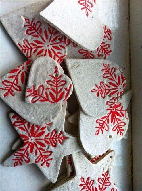 Weihnachtsbasteln Salzteig.90 Weihnachtliche Salzteig Ideen Die Sie Mit Kindern Leicht