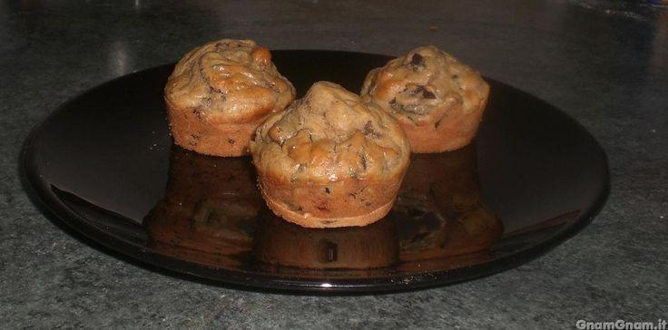 Scopri la ricetta di: Muffin salati con funghi e salsicce