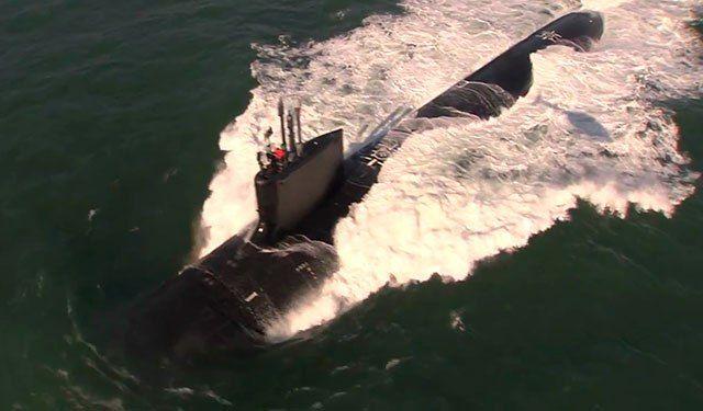 US's submarine of the Virginia class