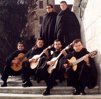 Fado de Coimbra.   This fado is closely linked to the academic traditions of the University of Coimbra and is exclusively sung by men.