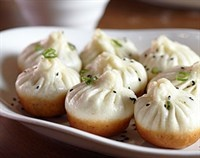 Delicious Dumplings - I could live on these.