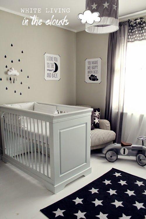 Móvil de cuna para dormitorio de bebé http://kidsmopolitan.com/los-moviles-de-cuna-mas-top/ #babymobilecrib #móvilesdecuna #babymobile