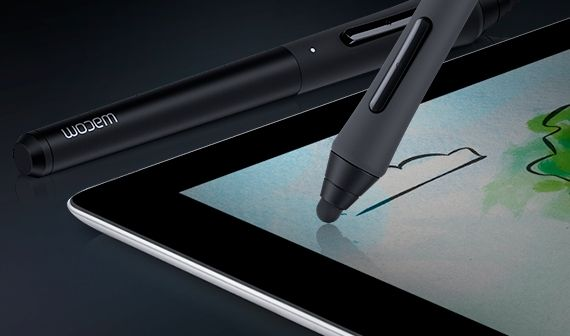 Drucksensitiver Stift für das iPad: Wacom Intuos Creative Stylus angekündigt – GIGA