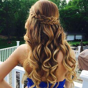 Quando o assunto é penteado de festa a mulherada pira! Também de que adianta encontrar o vestido de festa perfeito se o penteado e a maquia...