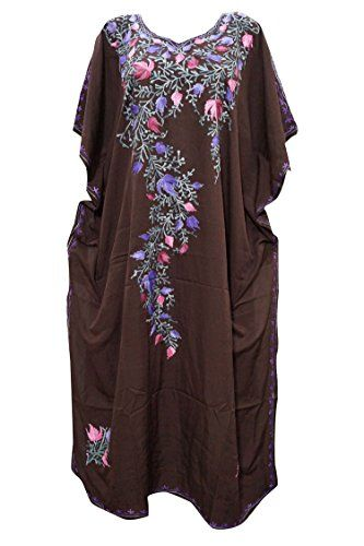 Best images about kaftans kashmiri embroidered caftan