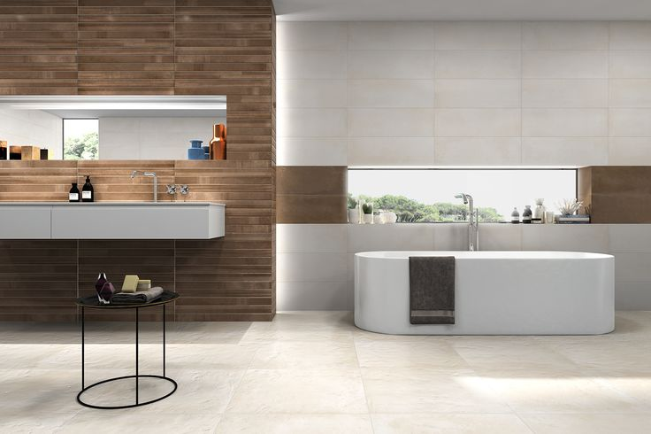 Decoracion Baños Keraben:Bain #Bathroom #Baño #Diseño #Deco #Design #Cerámica #Ceramique #