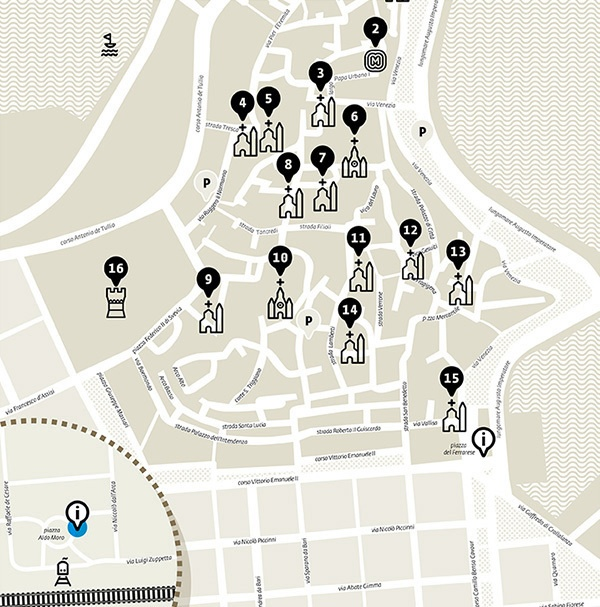 Puglia Tourist Information by D'Apostrophe