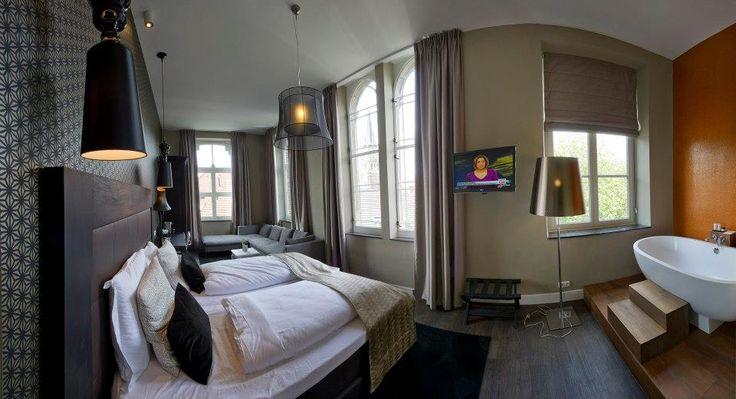 Hotel Merici, Sittard, Limburg, The Netherlands