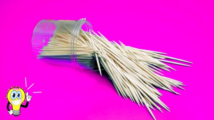 BEST OUT OF WASTE FROM TOOTHPICKS   BEST OUT OF WASTE CRAFT IDEAS   EMMA...